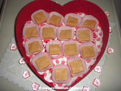 Margaret's Morsels | Peanut Butter Fudge