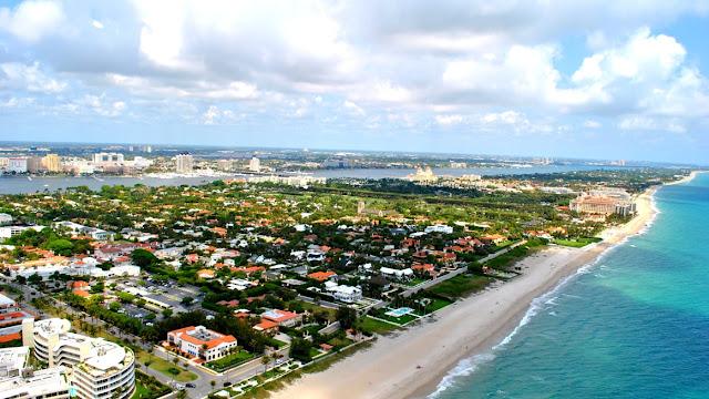 Qualidade de vida em Palm Beach
