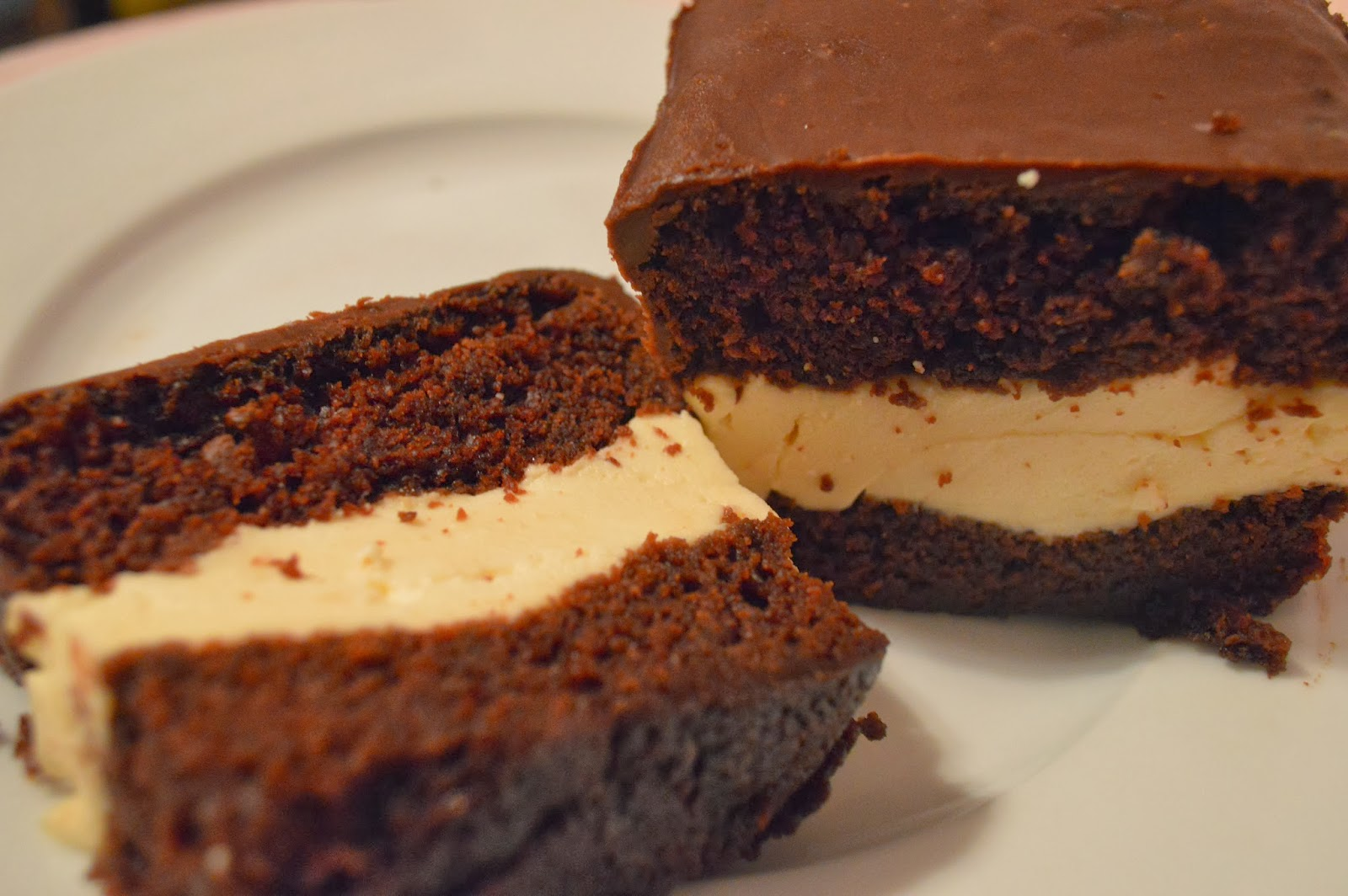 Cooking isn't Rocket science: Ice Cream filled Chocolate ...