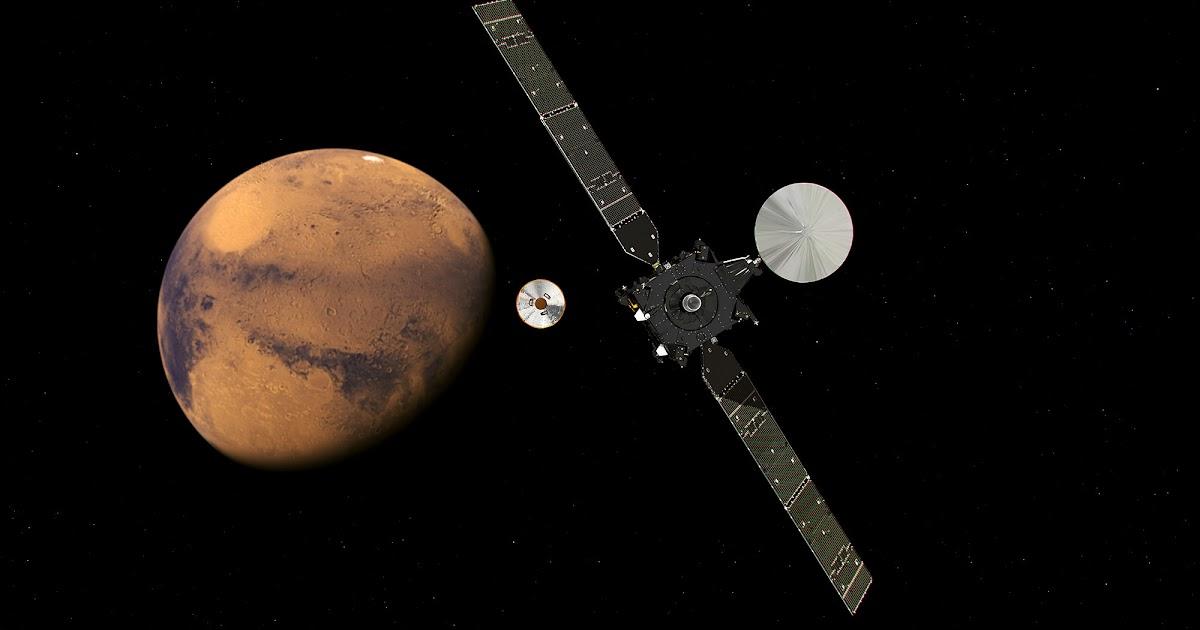 ExoMars2016, l'Europa è in arrivo su Marte