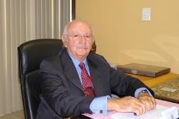 Morre o Desembargador Manuel Pascoal Nabuco D'Ávila, aos 82 anos