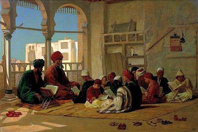 قصة  سفيان الثوري مع أبو جعفر المنصور