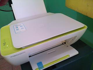 printer HP Ink Advantage 2135