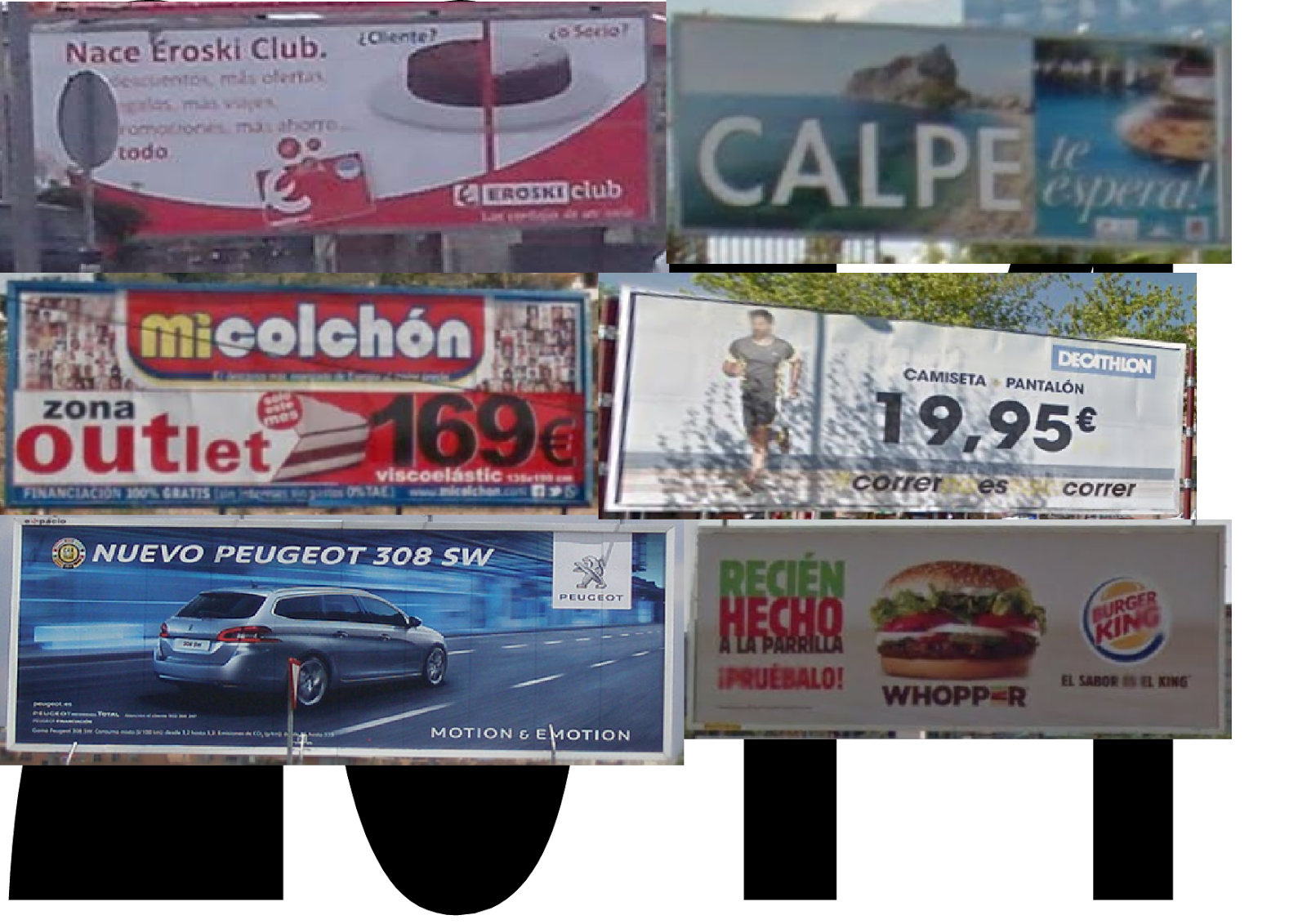 Vallas publicitarias espa a anuncios en vallas 2014 27 - Decathlon calpe ...
