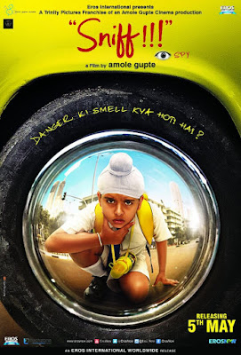 Sniff 2017 Hindi 720p WEB-DL 400Mb HEVC x265