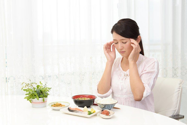 Makanan Penyembuh Sakit Kepala
