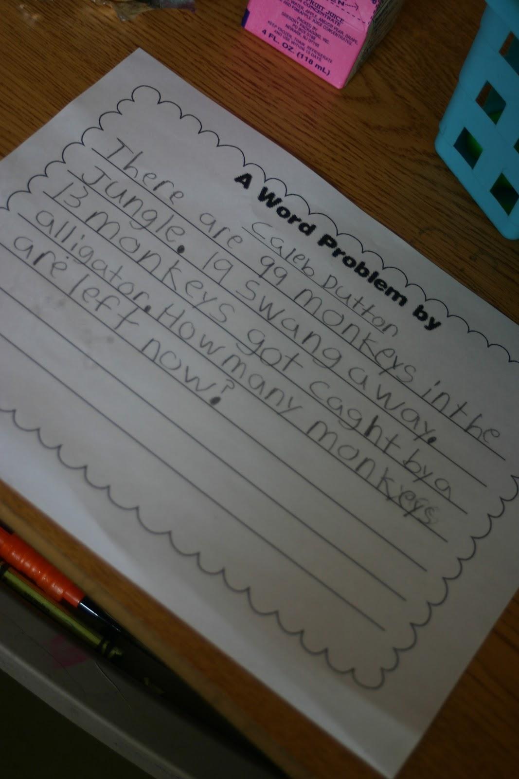 2nd Grade Sleuths Smorgasbord Before Spring Break