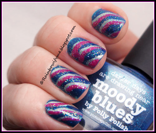 Picture Polish ~ Moody Blues