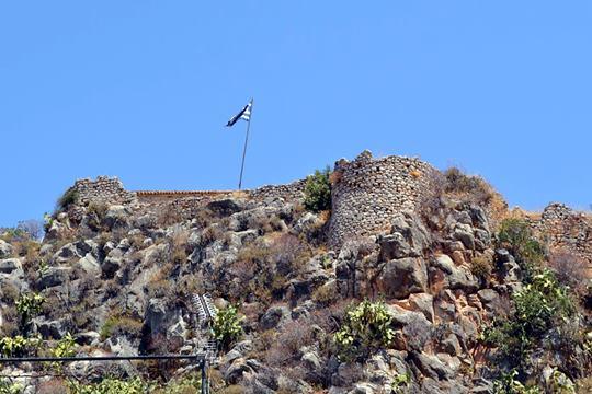 Ανδριανός στη Βουλή: Να ξεκινήσουν άμεσα οι εργασίες συντήρησης στο μεσαιωνικό κάστρο της  Επιδαύρου