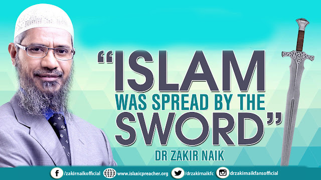 Was Islam Spread by The Sword? Dr. Zakir Naik answers