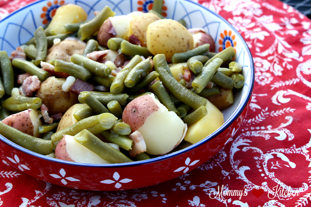 Old fashioned pole beans recipe 90