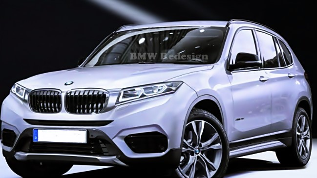 2018 BMW X3 Redesign