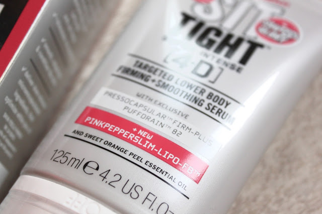 Soap & Glory Boots Haul Sit Tight Super Intense 4D Lower Body Firming & Smoothing Serum