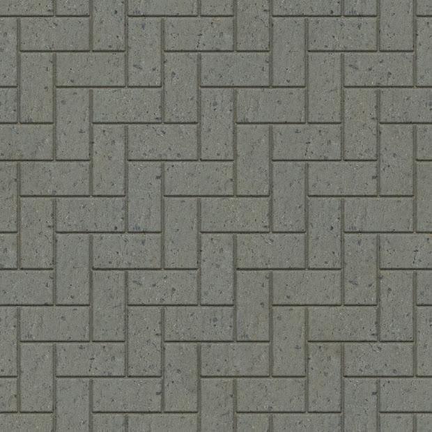 High Resolution Seamless Textures Brick Tiles Pavement