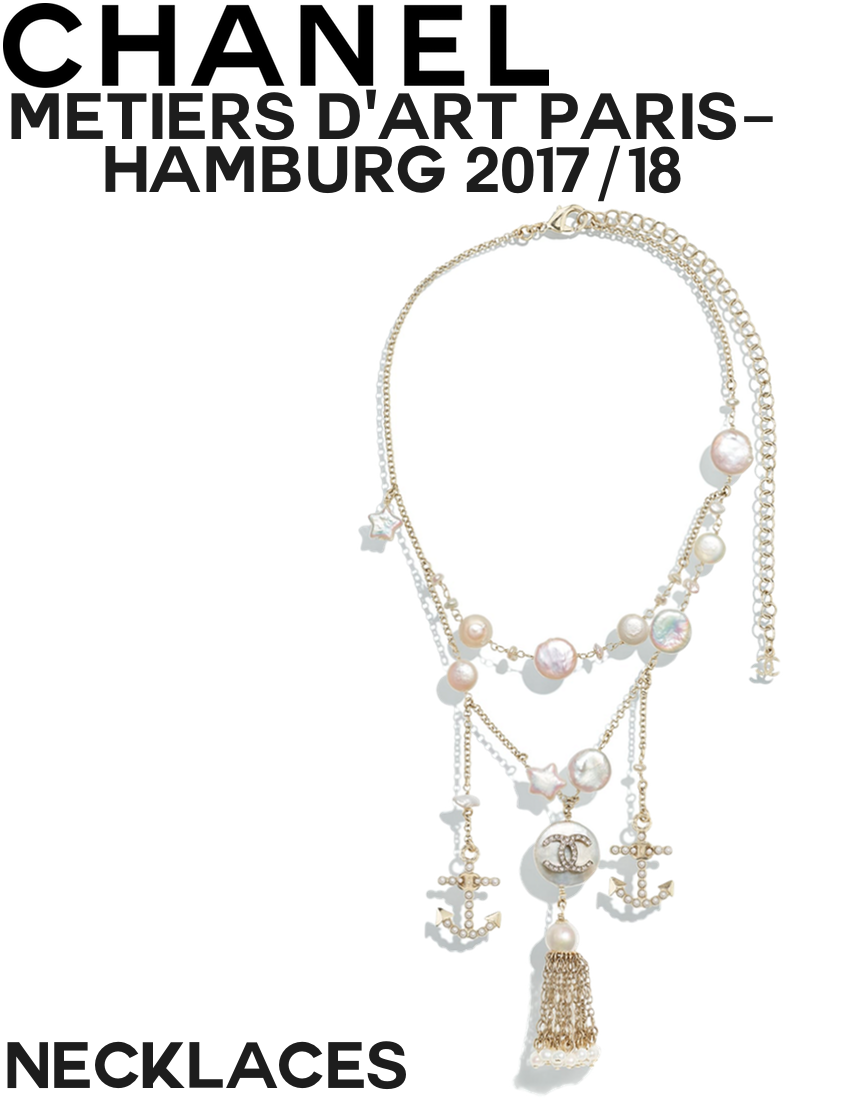Chanel Métiers d'Art Paris-Hamburg 2017/18