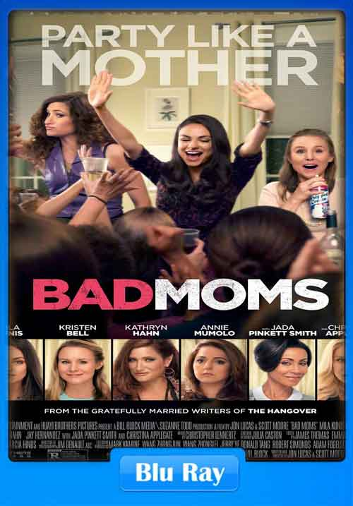 Bad Moms 2016