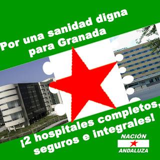 Granada necesita 2 hospitales completos e integrales
