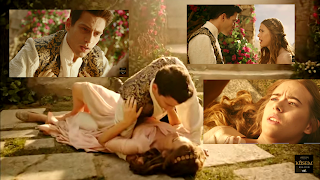 Gradina cu trandafiri: Prima întâlnire dintre Ahmet și Anastasia