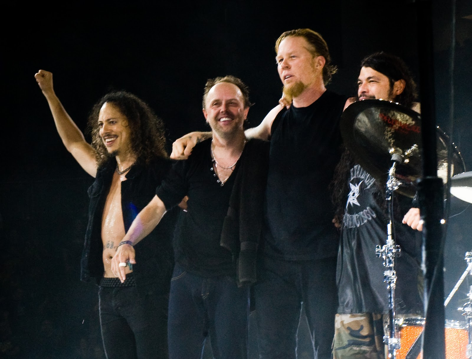 Rock 'N Roll Insight: Why Doesn't Metallica Play More