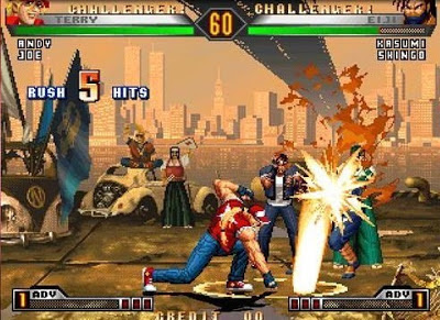 The King of Fighters 97+arcade+game+portable+retro+fighter+download free+videojuego+descargar gratis