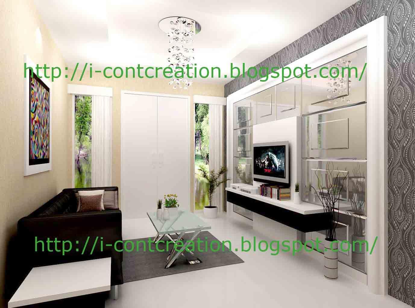 Unit Apartemen Pun Sering Menempatkan Cermin Berukuran Besar Sehingga Hunian Vertikal Tersebut Terkesan Luas