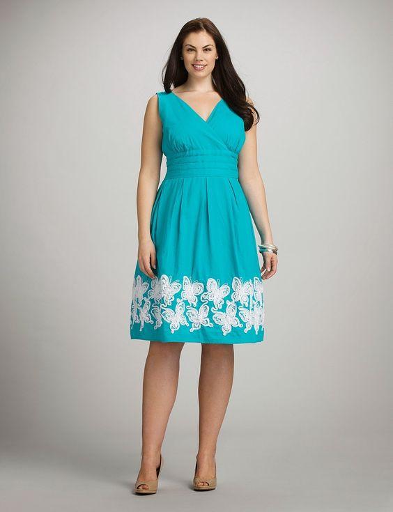 Fabulosos vestidos para gorditas