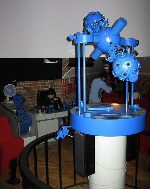 Frombork Planetarium