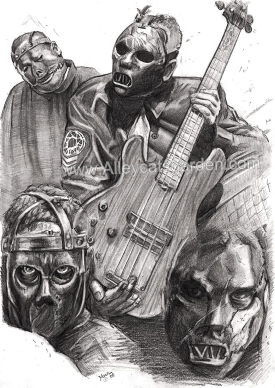Paul Dedrick Gray (8 April 1972 - 24 Mei 2010) adalah seorang bassist untuk  band Slipknot. Ia pernah bergabung di beberapa band seperti Anal Blast,  Vexx, ...