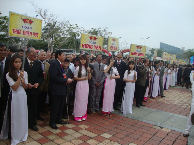 Lễ diễu hành của Họ Dương Hưng Yên - 2017