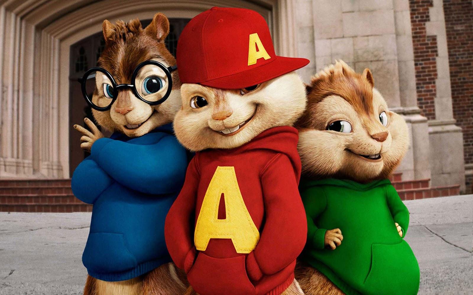 Alvin and the Chipmunks 4 Movie : Teaser Trailer
