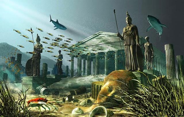 Misteri Atlantis