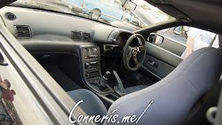 1991 Nissan Skyline GT-R R32 Interior