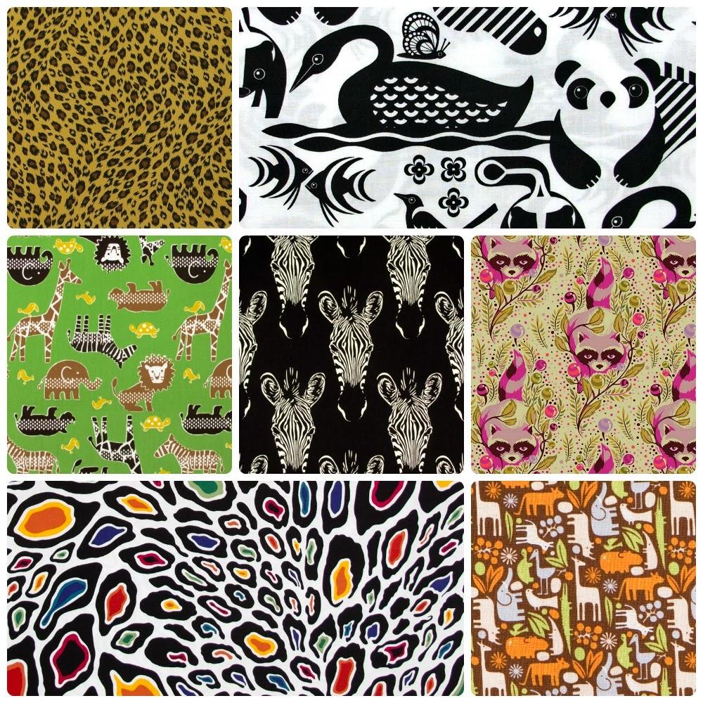c7a2ef634c Voodoo Rabbit Fabric  Fabric Friday - Go Wild with Animal Prints