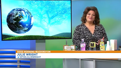 Bella Opulence's Good Morning Washington Segment