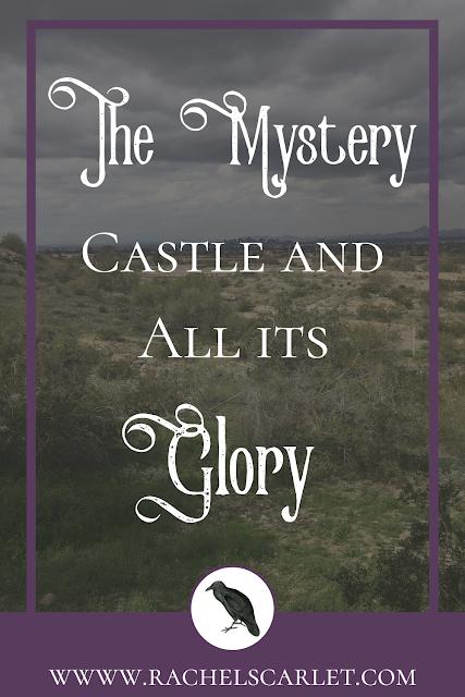 The Mystery Castle & All Its Glory | www.rachelscarlet.com #MysteryCastle #ArizonaTravel