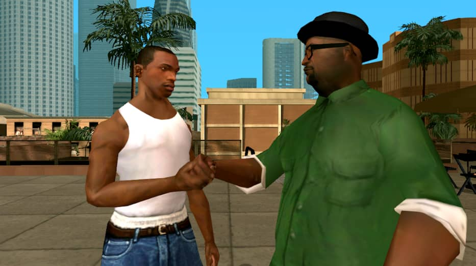 GTA San Andreas for Android Free Download