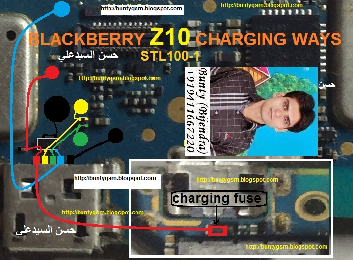 Understand This Pin Out Diagram Then You Can Replace The Charging Port