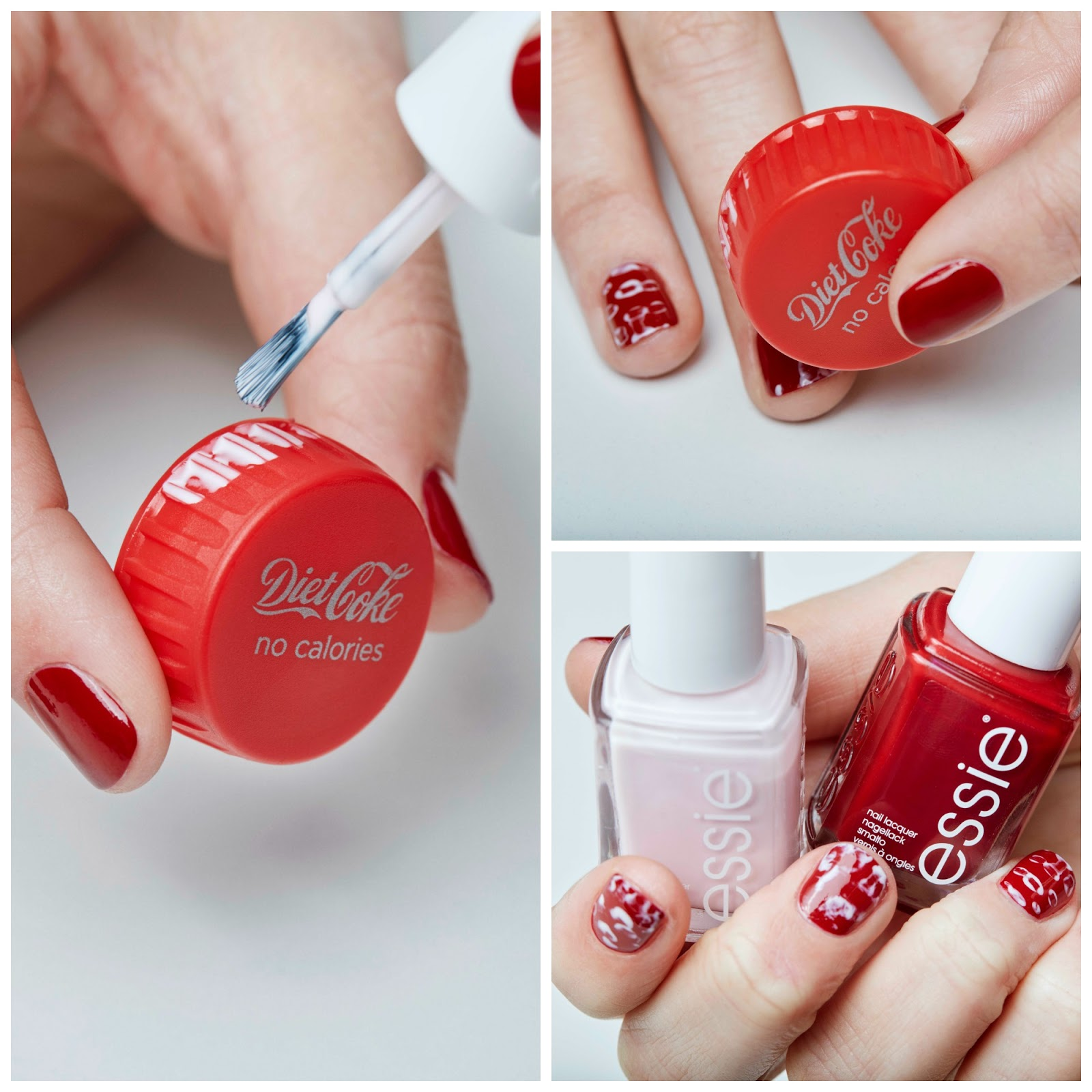 Nail Polish Hacks From Diet Coke + Essie - Mother Distracted