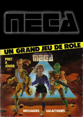 MEGA 1ere Edition sur Chaos Spider