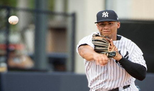 Por esto Prospecto Yankee Gleyber Torres esta aun paso de subir a Grandes Ligas