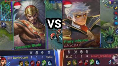 Lapu-lapu vs Alucard