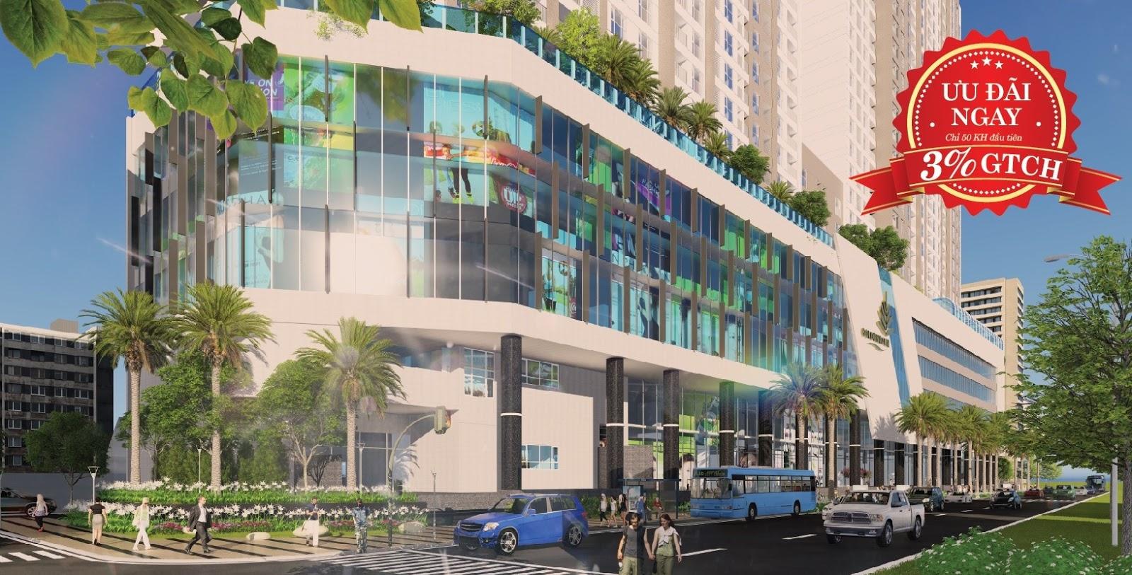 Dự án The Golden Palm sẽ được ra mắt vào ngày 21/8/2016