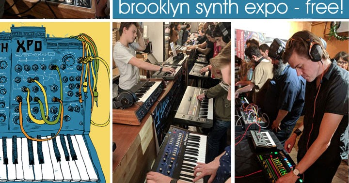 MATRIXSYNTH: Brooklyn Synth Expo Set for June 8 - 9