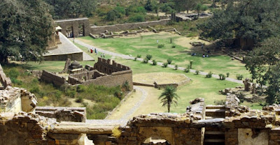 Bhangarh Fort Rajasthan, India