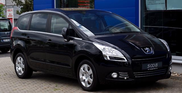 Harga Mobil Peugeot 5008