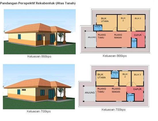 Mymalaysiaonestop Buat Rumah Dengan Hanya 40k Loan Bank Hanya Rm 150 Sebulan