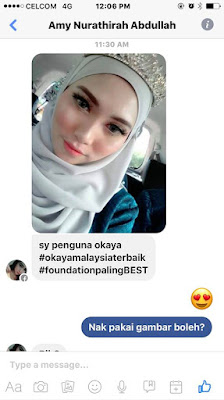 testimoni okaya foundation malaysia, best