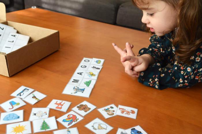 juego lectoescritura conciencia fonológica creatividad inventar historias
