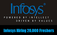 Infosys to hire 20,000 freshers through Campus in 2015