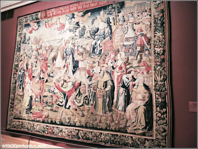 Legion of Honor: Tapestries and Armor